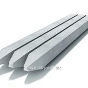 Сваи забивные железобетонные цельные, квадратного сплошного сечения 400х400 мм. марка С 160.40 – 11 фото