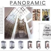 Лифты панорамные (с прозрачными кабинами) PANORAMIC 8 фото