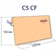 Конверт c5, крафт бумага, с отрывной силиконовой лентой, 162 х 229 мм C5KRF фото