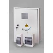 Щиты металлические и шкафы для электросчетчиков ESS фото