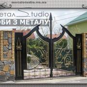 Изготовление и монтаж металлических конструкций фото