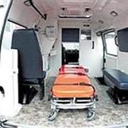 Перевозка лежачих больных из стационара домой фото