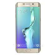 Телефон Мобильный Samsung G928F Galaxy S6 Edge Plus 32GB (Gold Platinum) фото