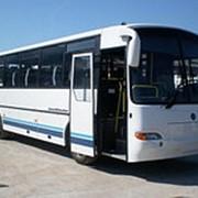 """КАВЗ 4238-41 """"Аврора"""" Евро-4 сиденья с ремнями безопасности фото"""