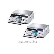 Весы торговые системные СL5000J-30IB 30кг/5г/10г фото
