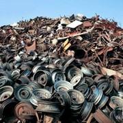 Приёмка и вывоз металлолома в Краснознаменске. Демонтаж металлоконструкций. фото