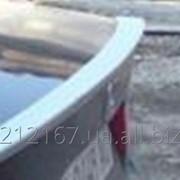 Лип спойлер Honda Accord 7 фото