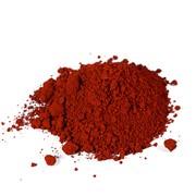 Красный пигмент фото
