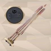 ТЭН резьбовой 1 1/4 34- 102TW для водонагревателей бойлеров 2000W фото