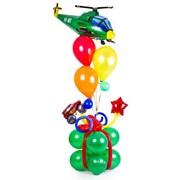 Гелиевые шарики, артикул 4450010 фото