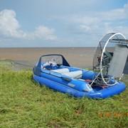Аппарат на воздушной подушке СВП Бриз 420 полная комплектация фото