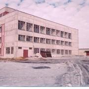 Производственное помещение с территорией фото