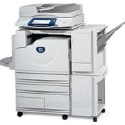 Принтер Xerox WorkCentre 7328 отпечатков в минуту - 35 цвет /40 ч/б фото