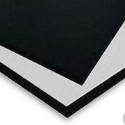 Полистирол ударопрочный ГЕБАУ GEBAU 3мм черный фото