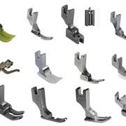Лапки для промышленных швейных машин фото
