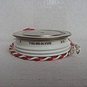 Силовой тиристор Т343 фото