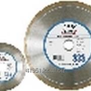 Алмазный диск для плитки, кафеля, керамики EC-110 Fliese фото