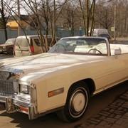 Прокат ретро автомобиля Cadillac Eldorado 1969 г. фото
