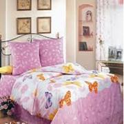 Комплект постельного белья Любимый дом Бабочки фото