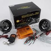 Аудиосистема CZMP3004 динамики 2,5, черные, сигнализация, FM/МР3 плеер, ПДУ фото