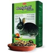 Падован Корм GRANDMIX Coniglietti комплексный/основной для кроликов (Зкг) фото