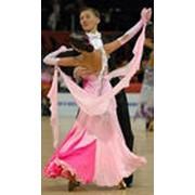 Танцы европейские. фото