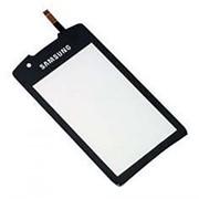 Тачскрин (TouchScreen) для Samsung S5620 black фото