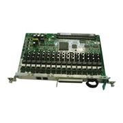Плата 16 аналоговых внутренних линий с индикацией сообщений Panasonic (KX-TDA6175XJ) фото