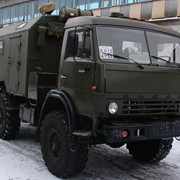 Командно-штабная машина Р-142НСА фото
