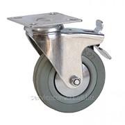 Roata pivotanta cu frina industriala diametru 50 - 3054-050 фото