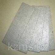 Пластины биметаллические (сталь-бронзографит) фото