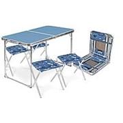 Набор стол+стулья 4шт ССТ-К2 фото