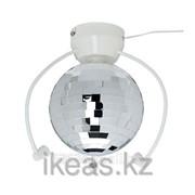 Зеркальный шар со светодиодами ДАНСА фото