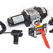 Лебедка электрическая ATV СТОКРАТ QX 4.0 12V 1.6 л.с. фото