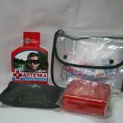 Аптечка - пакет индивидуальный перевязочный (ИПП - 3Д) фото