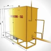 Пункты газорегуляторные шкафные : ПГРШ 43 с регулятором РДСК 50М фото
