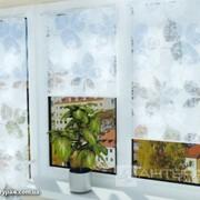 Роллета на окна лист фото