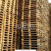 Паллеты деревянные в ассортименте. От производителя. Опт. Одесса фото