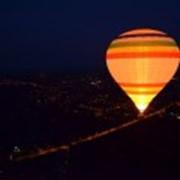 Полет на воздушном шаре над живописными просторами Западной Украины украсит любой корпоративный вечер фото