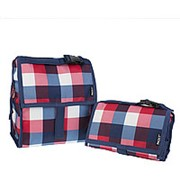 Сумка холодильник Lunch Bag Buffalo Check фото