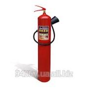 Огнетушитель углекислотный ОУ-7 фото