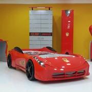 Детский комплект для спальни - Ferrari фото