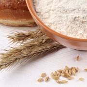 Мука из мягких сортов пшеницы. фото