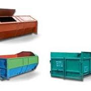 Вывоз мусора контейнерами фото