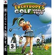 Игра для PS3 Everybody's Golf World Tour фото