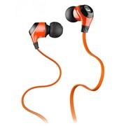 Наушники Monster Mobile Talk Noise Isolating (Juice Orange) фото