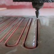 Гидроабразивная резка керамической плитки фото