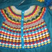 Вязание детской одежды фото