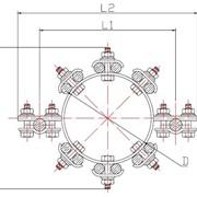 Внутрифазовые подстанционные распорки (Типа ВПР) фото