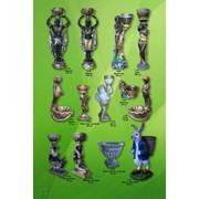 Скульптуры керамические Садовые производство продажа поставка фото